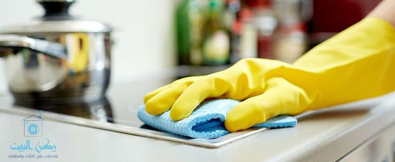 تخلصي من روائح المطبخ في خطوات بسيطة