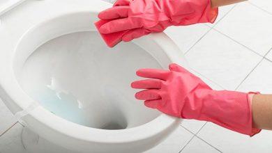 طرق تنظيف وتعقيم المراحيض
